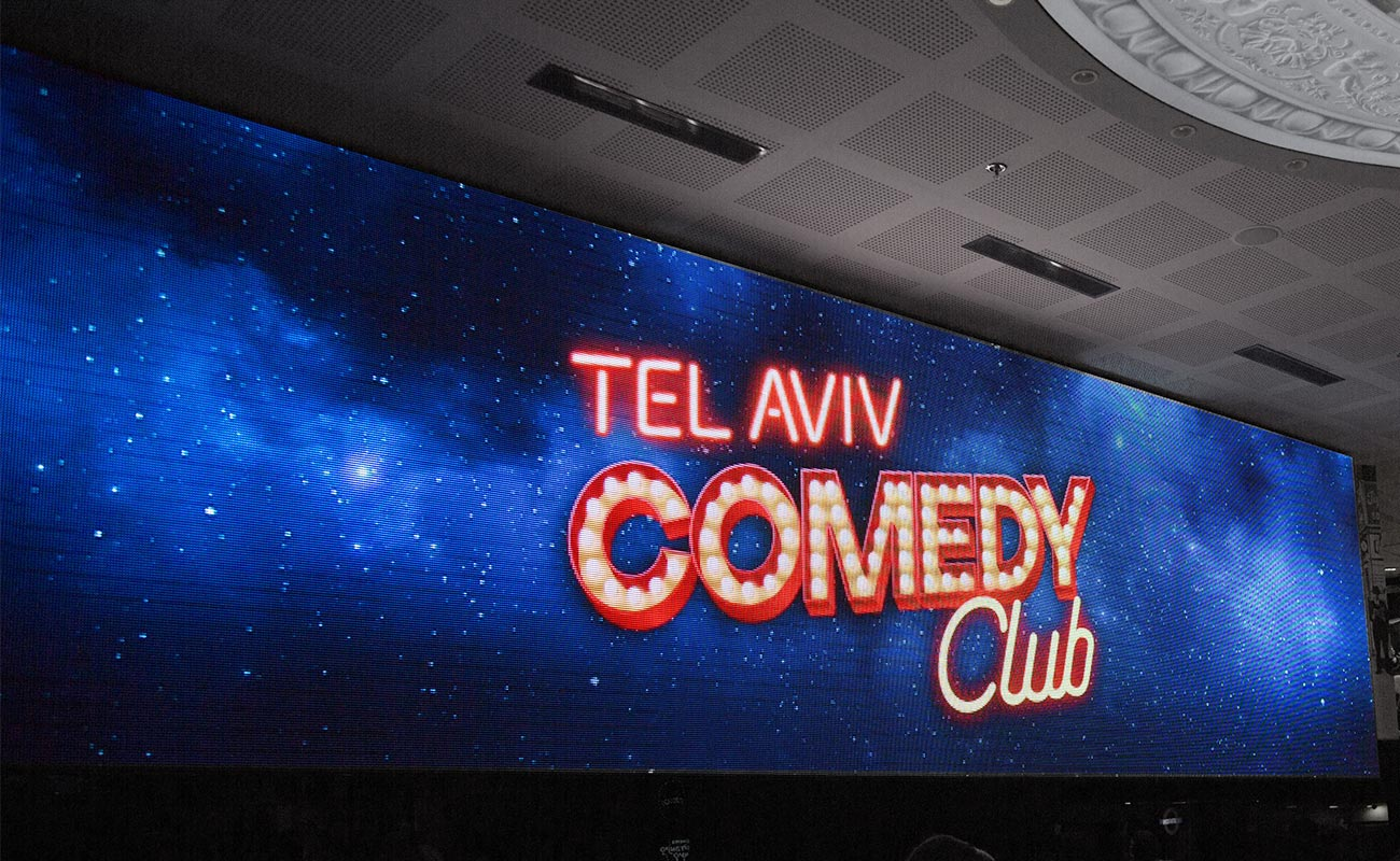 Tel Aviv Comedy Club